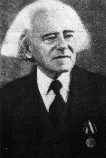 Григорий Давыдовский