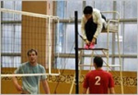 На «ДМК» Каменского стартуют состязания по волейболу Днепродзержинск