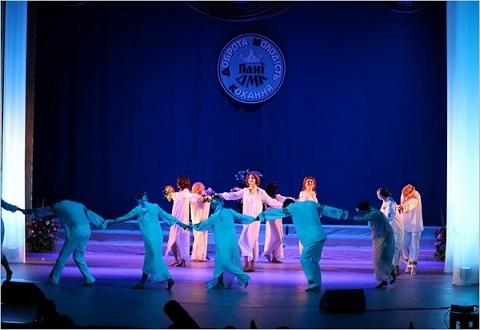 На меткомбинате Каменского с праздником весны поздравили женщин Днепродзержинск