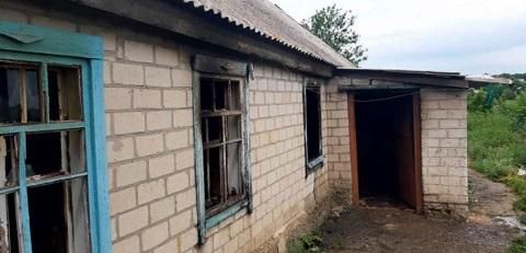 В Каменском районе ликвидировали пожар Днепродзержинск