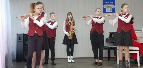 Каменчане стали призерами творческого конкурса «Дніпровські сурми-2021» Днепродзержинск