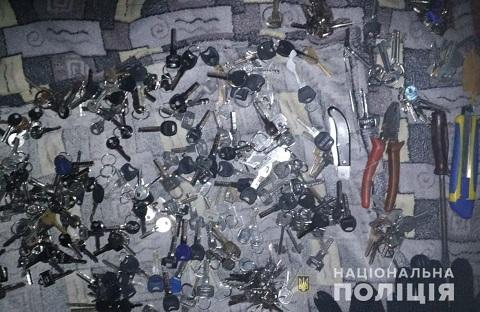 Житель Каменского совершил кражу в Новомосковске Днепродзержинск