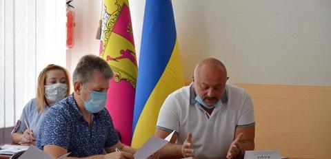 В г. Каменское ввели карантинные ограничения Днепродзержинск