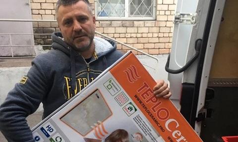 В детские сады Каменского доставили электропанели Днепродзержинск