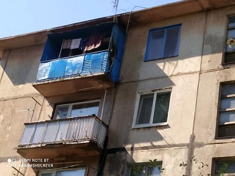 В Каменском ликвидировали пожар Днепродзержинск