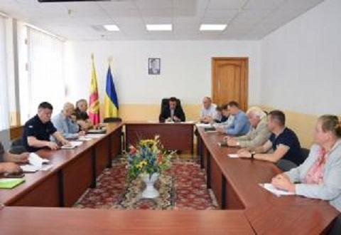 В Каменском прошло заседание комиссии по экологическим вопросам Днепродзержинск