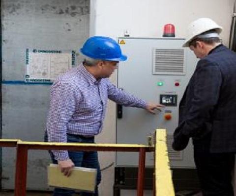 «Горводоканал» Каменского приступил к модернизации оборудования Днепродзержинск