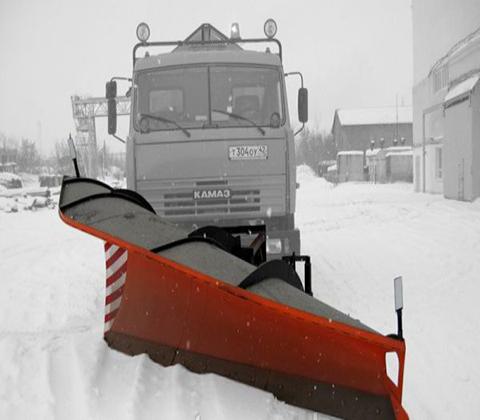 Исполком Каменского утвердил дислокацию  дорог для содержания в зимний период Днепродзержинск