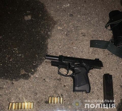 В Каменском районе полиция задержала автовора  Днепродзержинск