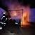 В Каменском на левобережье сгорел автомобиль
