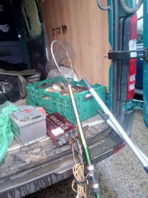 В Каменском вели борьбу с браконьерами Днепродзержинск