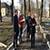 Парковые зоны и скверы Каменского проверил мэр г. Каменское