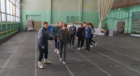 Каменские легкоатлеты провели чемпионат города  Днепродзержинск