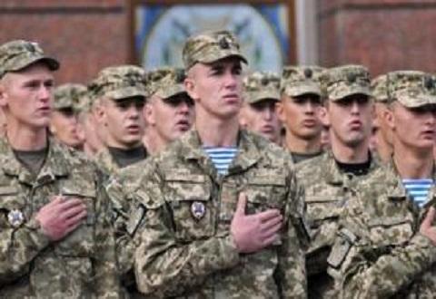 В г. Каменское началась подготовка к призыву 2018 года на срочную военную службу Днепродзержинск
