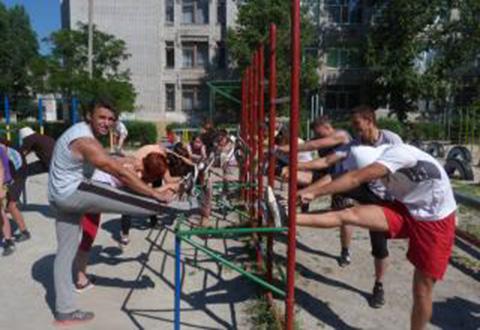 Для жителей Каменского стартует программа «Движение ради здоровья» Днепродзержинск