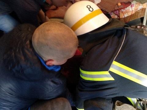 Спасатели г. Каменское оказали помощь женщине Днепродзержинск