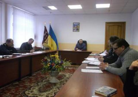 Противоэпизоотическая комиссия провела заседание в Каменском Днепродзержинск