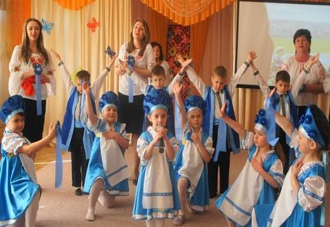 Финал фестиваля «С Украиной в сердце» прошел в городе Каменское Днепродзержинск