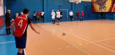 В Каменском возобновился чемпионат города по мини-футболу Днепродзержинск