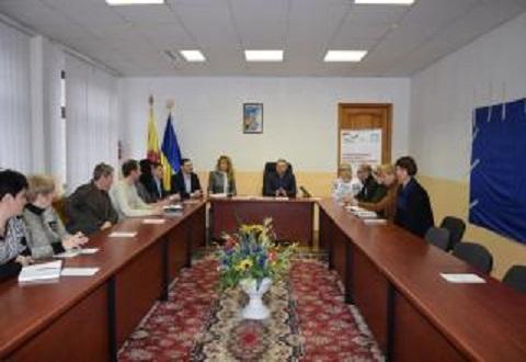 В Каменском участники семинара обсудили вопрос внедрения бюджета участия Днепродзержинск