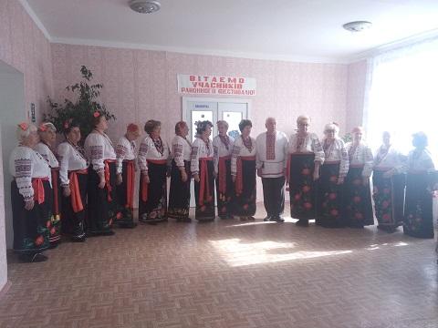 В г. Каменское провели фестиваль творчества народных коллективов Днепродзержинск