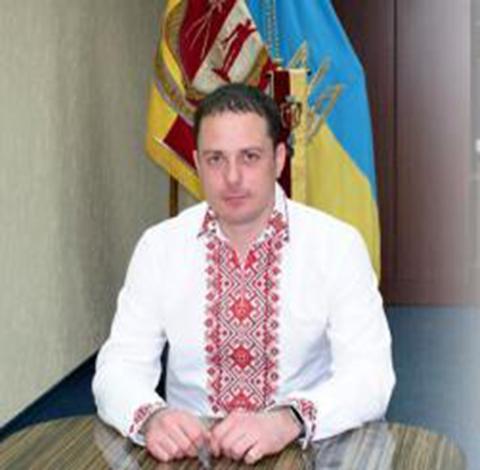 Мэр г. Каменское Андрей Белоусов побывал в Харькове с рабочим визитом Днепродзержинск