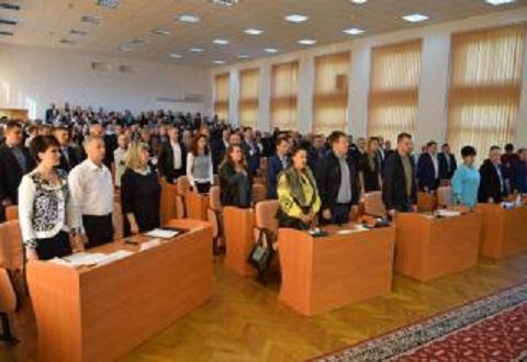 В Каменском прошла 19 сессия горсовета Днепродзержинск