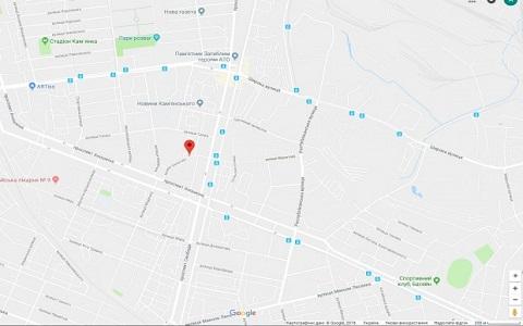 В г. Каменское обследование коснется улицы Шепетова Днепродзержинск