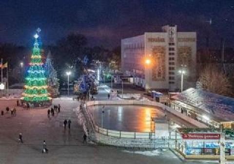 Для жителей Каменского подготовили мероприятия на Старый Новый год Днепродзержинск
