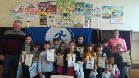 «Каменская осень -2020» собрала юных шашистов в СОШ № 40 Днепродзержинск