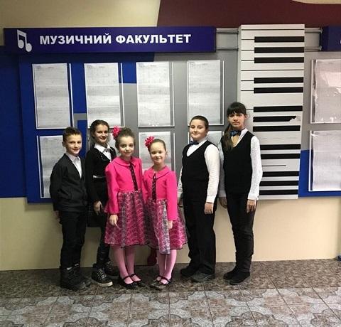 Музыканты г. Каменское стали победителями Всеукраинского фестиваля-конкурса Днепродзержинск