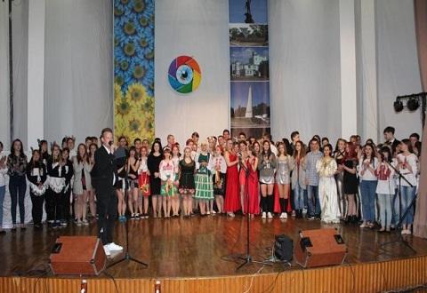 Фестиваль «Студенческая весна» завершился в Каменском Днепродзержинск
