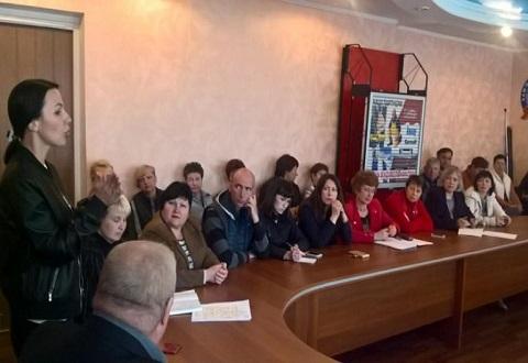 В Каменском продолжают консультации населения по вопросам децентрализации отопления Днепродзержинск
