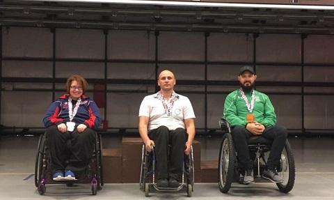 На открытом чемпионате США по пулевой стрельбе победил спортсмен из Каменского Днепродзержинск