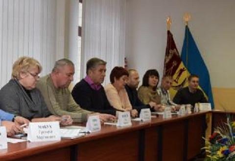 О развитии предпринимательства говорили на координационном совете в Каменском Днепродзержинск