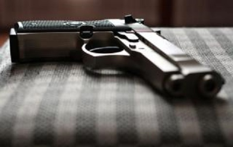 Каменская полиция контролирует использование оружия на территории города Днепродзержинск