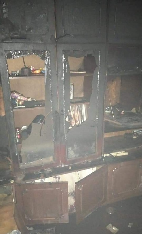 В Днепровском районе г. Каменское на пожаре погиб человек Днепродзержинск