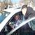 Полицейские Каменского провели акцию поздравления женщин-водителей