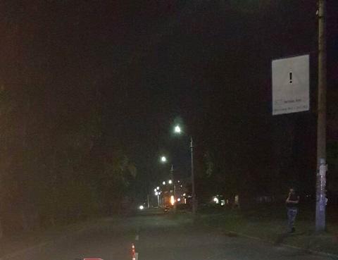 В Каменском ночное ДТП с пострадавшими Днепродзержинск