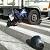 Мотоциклист пострадал в результате столкновения с грузовиком Hyundai на перекрестке в Каменском