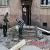 «УКОЖФ» г. Каменское восстановило крыльцо дома по ул. Братская