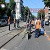 Ремонт трамвайных путей в Каменском продолжается