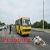 Маршрутный автобус в Каменском сбил пешехода