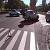 В г. Каменское возле остановки «Меркурий» произошло дорожное происшествие