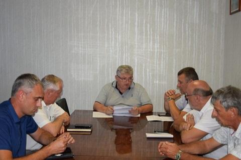 В Каменском заседал штаб по подготовке города к периоду осень-зима Днепродзержинск