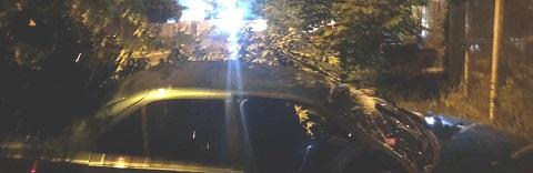 Пьяный водитель в Каменском устроил погоню Днепродзержинск
