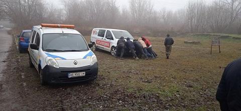Жители Соцгорода в Каменском перекрыли трассу к областному центру Днепродзержинск