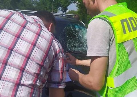 Под Каменским в ДТП пострадал велосипедист Днепродзержинск