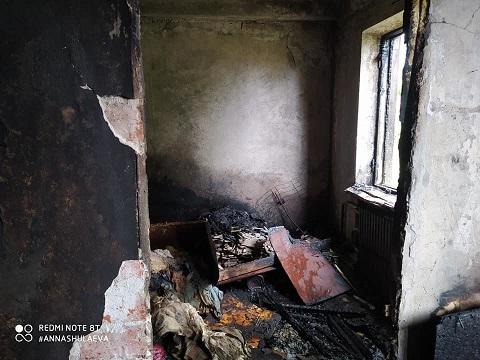В больнице г. Каменское скончался пострадавший на пожаре мужчина  Днепродзержинск