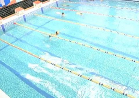 «ДМКД» Днепродзержинска запустил в эксплуатацию бассейн «Дзержинки» Днепродзержинск